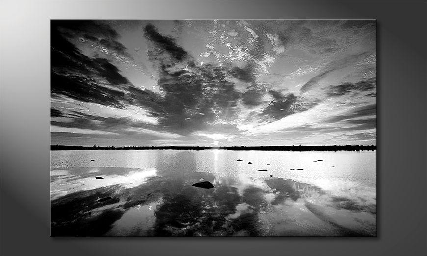 Impresión de la lona Heaven On Earth