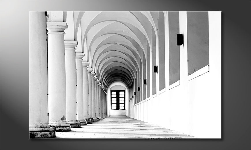 La bonita pintura Columns Gallery