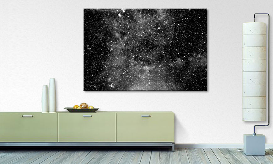 La bonita pintura Endless Space