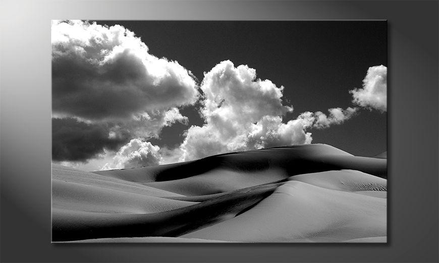 Los cuadros impresos Sand Dunes