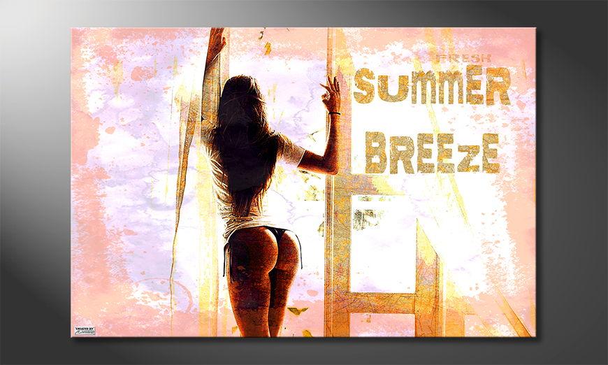 Nuestro cuadro Summer Breeze