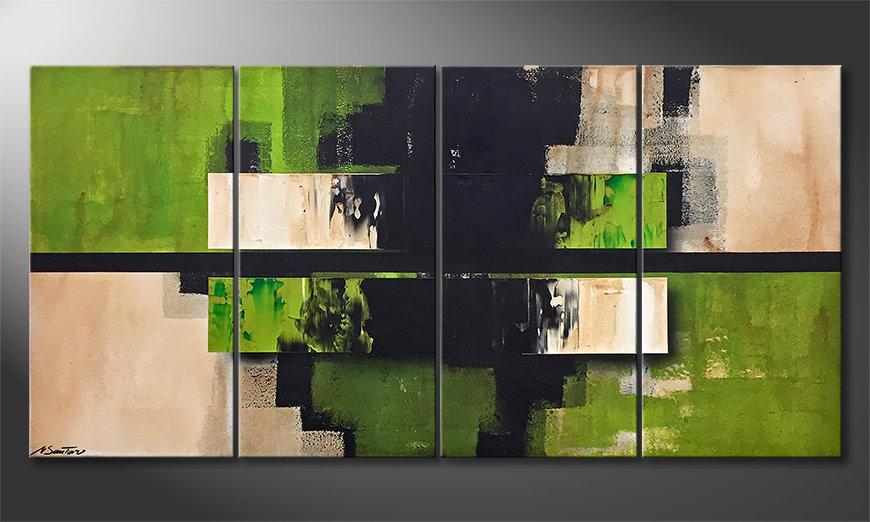 Arte moderno Dune 160x80x2cm