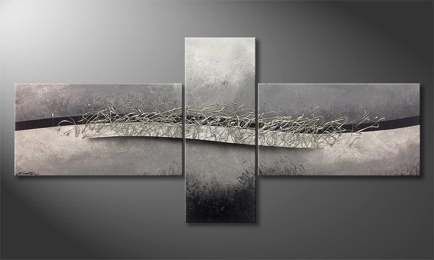 Pintura de lienzo Patch Together 220x110x2cm