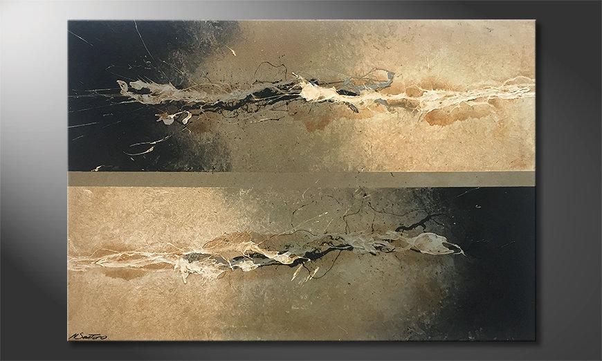 Pintura de lienzo Sparks Of Hope 120x80x2cm